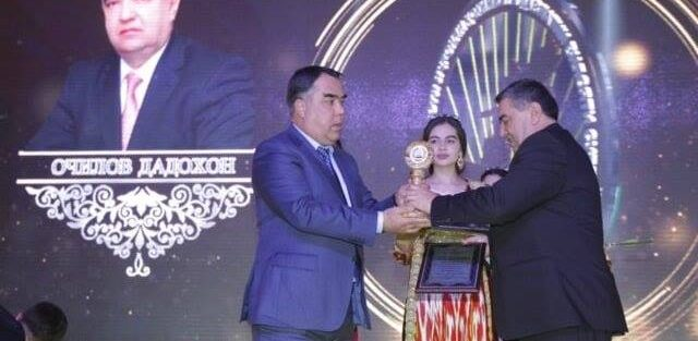 Учредитель субъекта СЭЗ «Сугд» получил звание «Лучший предприниматель 2018 года»