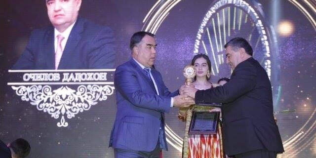 "Sughd FEZ subject founder awarded as the ""Best Entrepreneur of 2018"""