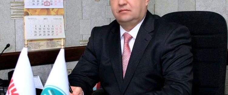Председатель правления группы предприятий СЭЗ «Сугд» получил награду «лучший предприниматель 2019 года»